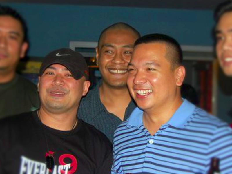 Dodong, Me, and Direk