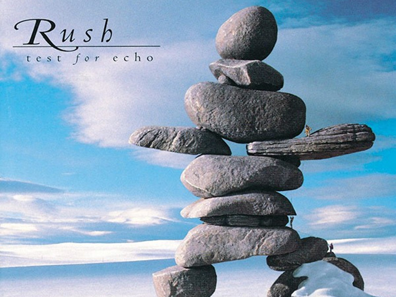 Rush - Test For Echo